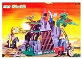 Lego Dark Dragon's Den Dragon Master #6076 Building System Collectible Toy