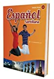 img - for Espanol Santillana, Middle School 1B, Teacher's Edition book / textbook / text book