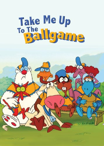 Take Me Up To The Ballgame front-440111