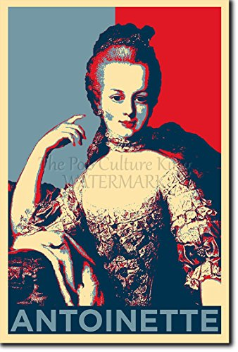 Marie Antoinette Art Print 'Hope' - 12x8 High Quality Photographic Poster - Unique Art Gift