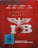 Inglourious Basterds - Limited Steelbook [Blu-ray] [Limited Edition]