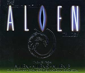 The Alien Trilogy Themes From Alien Aliens And Alien 3 by Varese Sarabande