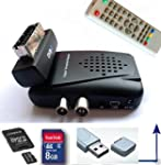 FREEVIEW RECEIVER & RECORDER SET TOP...