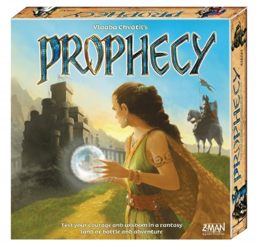Prophecy Board Game Picture