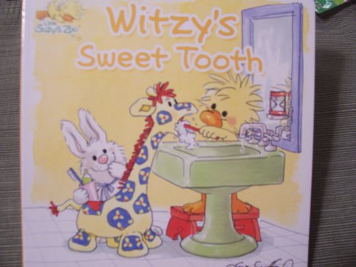 Little Suzy's Zoo Board Book ~ Witzy's Sweet Tooth