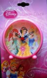 DISNEY PRINCESS BEDROOM ALARM CLOCK FOR CHILDREN
