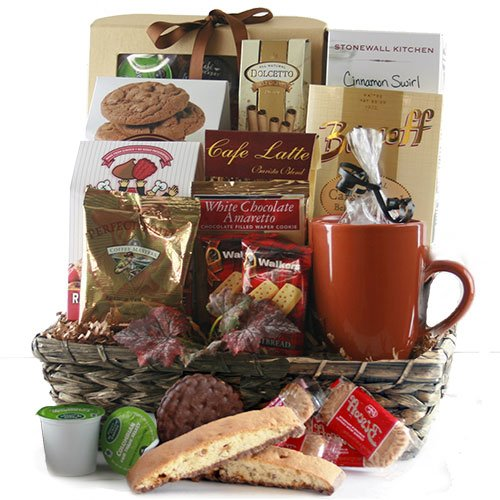Day Break K-Cup Coffee Gift Basket