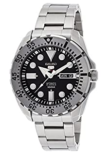 buy Seiko Diver Automatic Black Dial Stainless Steel Mens Watch Srp599K1S