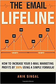 The Email Lifeline: How To Increase Your E-mail Marketing Profits By 300% Using A Specific Formula