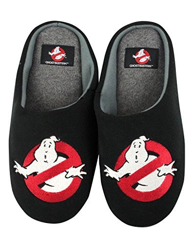 Official Ghostbusters Glow in the Dark Slippers