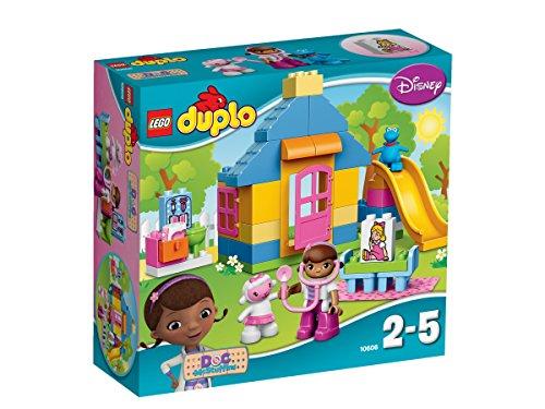 LEGO-La-clnica-en-el-jardn-de-la-doctora-Juguetes-multicolor-10606