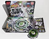 Beyblade Fang Leone (evolution of Rock Leone) - Season 3 Beyblade Metal Fury 4D