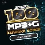 Zoom Karaoke Zoom Karaoke MP3+G Disc - 100 Songs - Hits of The 60s
