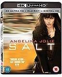 Salt[Blu-ray + 4K Ultra HD + Digital HD]] [2010] IMPORT