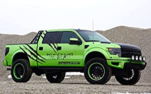 "Amazon.com: Ford F-150 SVT Raptor ""The Beast"" by GeigerCars (2014"