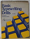 Basic Keyboarding/Typewriting Drills