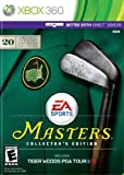 Tiger Woods PGA Tour 13 Masters Collectors Edition