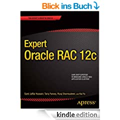 Expert Oracle RAC 12c (The Expert's Voice)