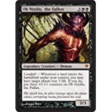 Magic: the Gathering - Ob Nixilis, the Fallen (107) - Zendikar ~ Wizards of the Coast