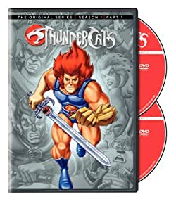 Thundercats: Season 1, Part One
