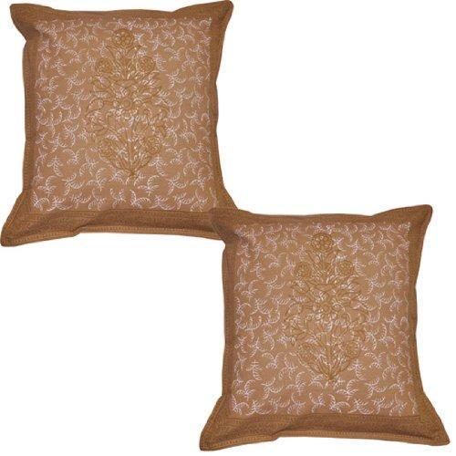 Kissenbezug Indisches Design, Baumwolle, 40,6 cm, 2 Stück bestellen