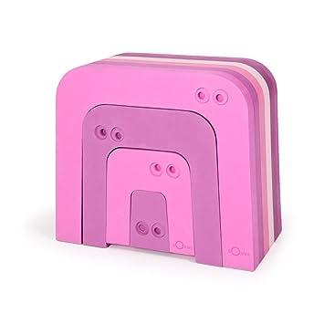 bobles® grande formiche orsetto tummeltier rosa Anteater Large Multi Giochi Mobili