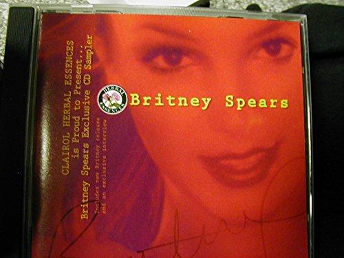 clairol-herbal-essences-britney-spears-cd-sampler