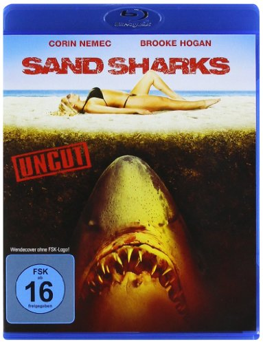 Sand Sharks - Uncut [Blu-ray]