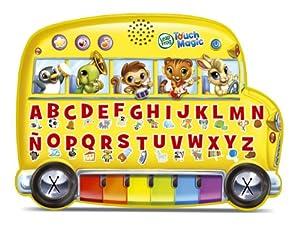 Cefa 00889 - Touch Magic Autobus Abc marca Cefa