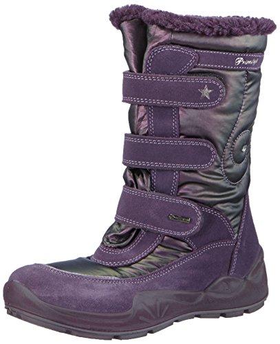 Primigi WANDA-E, Stivali da neve, gamba lunga, imbottitura calda Ragazza, Viola (Violett (VIOLA SC/VIOLA)), 30