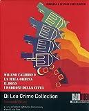 Fernando Di Leo Crime Collection - 4-Disc Box Set ( Milano calibro 9 / La mala ordina / Il boss / I padroni della città ) ( Caliber 9 / The Italian Connection / T [ Blu-Ray, Reg.A/B/C Import - Italy ]