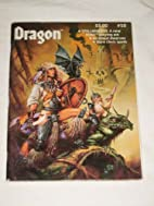 Dragon Magazine, No. 58 by Dragon Publishing