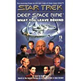 "Deep Space Nine: Final Episode Novelization : What You Leave Behind (""Star Trek: Deep Space Nine"")by Diane Carey"