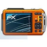 3 x atFoliX Panasonic Lumix DMC-FT5 Film protection d'écran Film protecteur - FX-Clear ultra claire