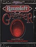 img - for Ravenloft Gazetteer, vol IV (d20 3.5 Fantasy Roleplaying, Ravenloft Setting) Paperback November 3, 2003 book / textbook / text book