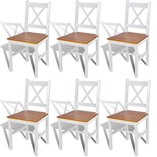 Chaise salle a manger bois les bons plans de micromonde - Plan de chaise en bois gratuit ...
