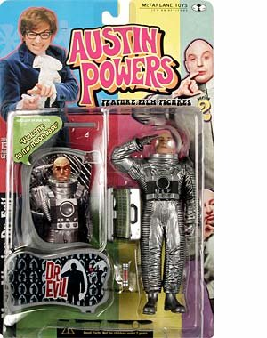 Buy Low Price McFarlane Austin Powers Moon Mission Dr. Evil Action Figure (B00004S9WK)