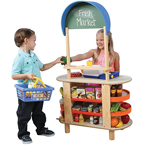 CP-Toys-Complete-Fun-Fresh-Market-with-Realistic-Produce-Food-Basket-and-Cash-Register