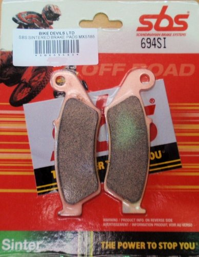 SBS OFF ROAD SINTERED BRAKE PADS SBS694SI