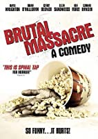 BRUTAL MASSACRE-COMEDY (DVD)
