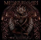 Koloss by Meshuggah (2012) Audio CD