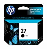 HP C8727AN#140 27  Ink Cartridge in Retail Packaging-Black