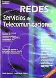 img - for Redes y Servicios de Comunicaciones (Spanish Edition) book / textbook / text book