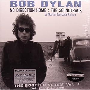 bob dylan the bootleg series vol 7 no direction home the soundtrack 150 gram. Black Bedroom Furniture Sets. Home Design Ideas