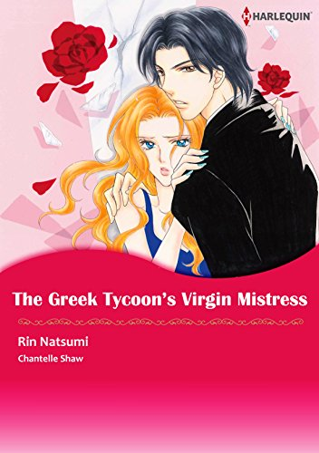Chantelle Shaw - The Greek Tycoon's Virgin Mistress (Harlequin comics)