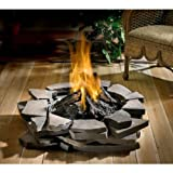 Napoleon Grills GPFN-1 Patioflame Natural Gas Burner and Log