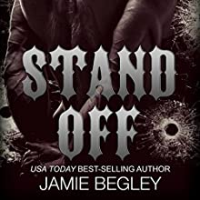 Stand Off: Predators MC, Book 2 (       UNABRIDGED) by Jamie Begley Narrated by Delphine St. Sirene