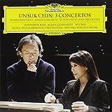 Unsuk Chin: 3 Concertos (Piano Cto; Cello Cto; su for sheng and orches