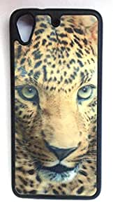 TIGER 3D MOVING PRINTED BACK COVER FOR D 626 BY ROKAYA