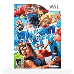 New Activision Blizzard Wipeout: The Game Sports Game Complete Product Standard 1 User Retail Wii